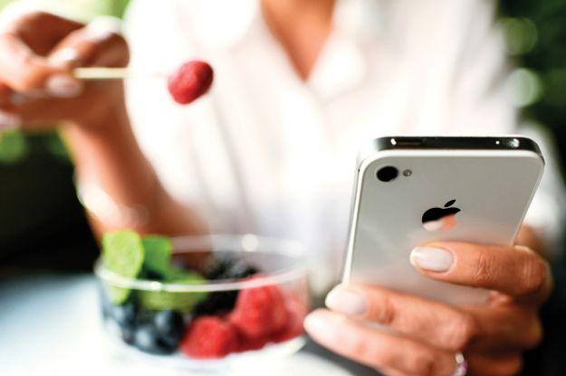 Usa le app se vuoi dimagrire