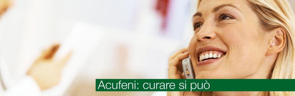 Nuovo Centro Acufene a Napoli