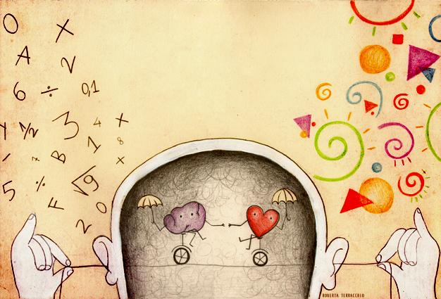 L'equilibrio del corpo è nel cervello