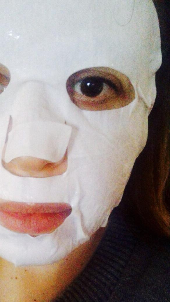 Provata per voi: maschera del Dr. jart