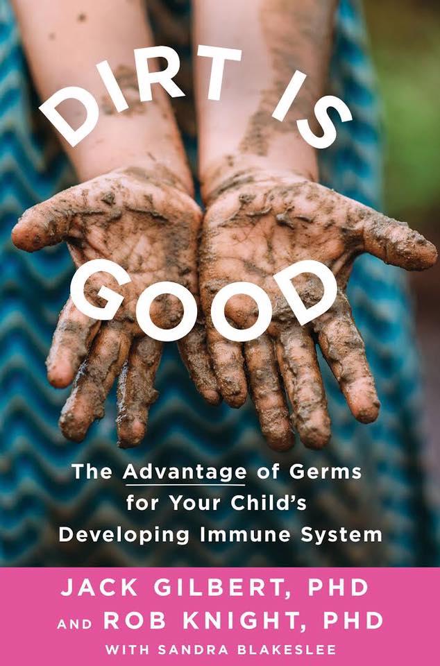 Dirt is good: facciamo sporcare i nostri bambini