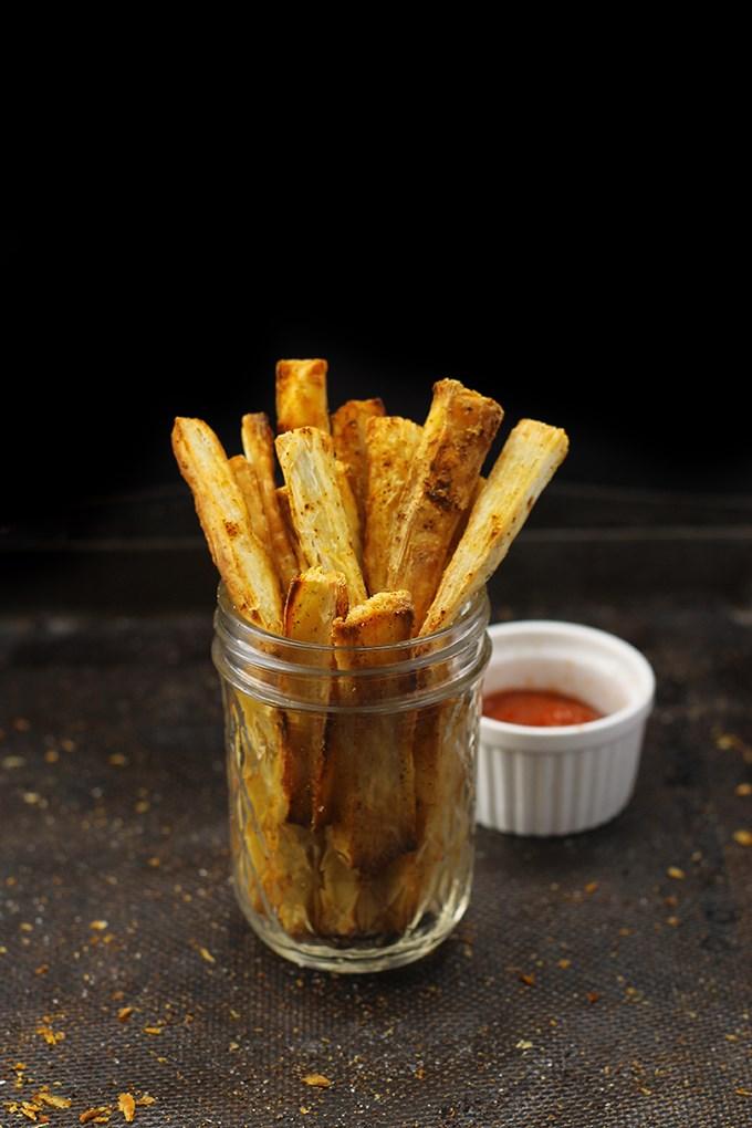 10 gustose alternative alle patatine fritte