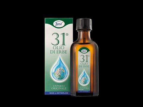 Olio 31 ed i suoi benefici