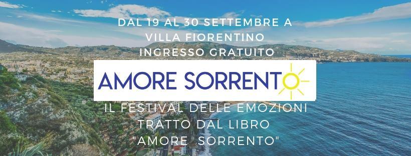 Sabato 22 settembre si inagura il festival delle emozioni