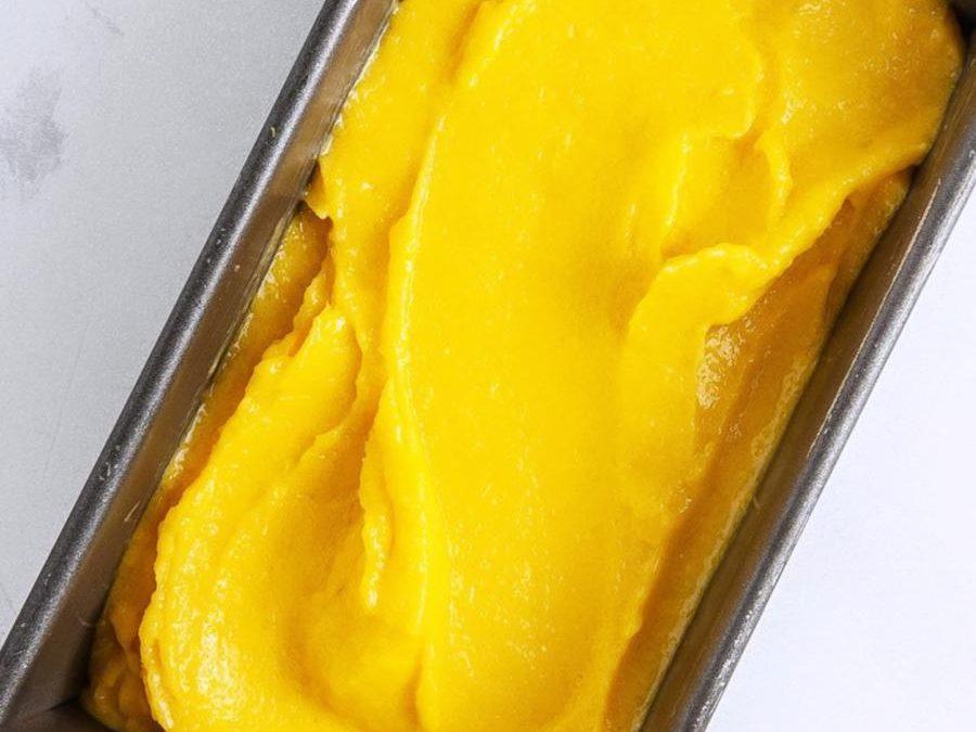 Mango Mania: Gelato al mango in 2 passaggi
