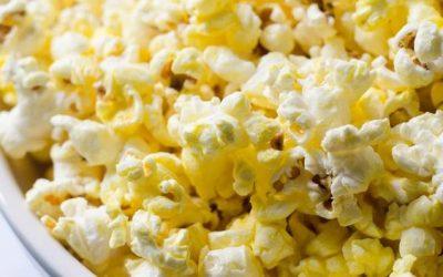 I popcorn sono ricchi di antiossidanti